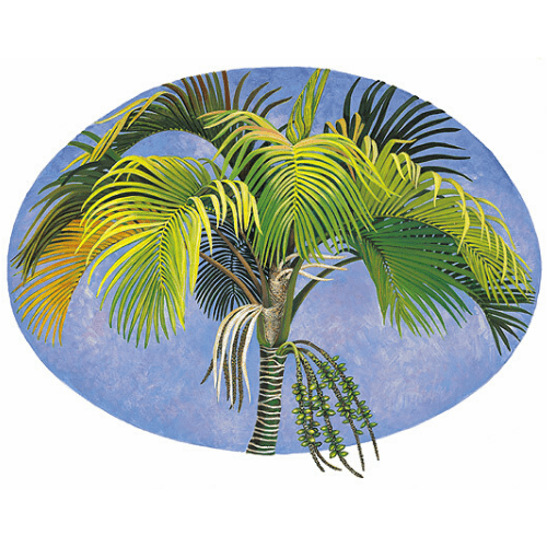 hybrid palm Lord Howe Island Margaret Murray Art